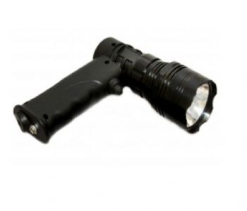 Clulite PLR400 Rechargeable Pistol Light LED Lamping Torch 400 Metre 1000 lumen